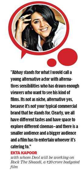 Abhay Deol: A role model for several in any businessAbhay Deol: A role model for several in any business