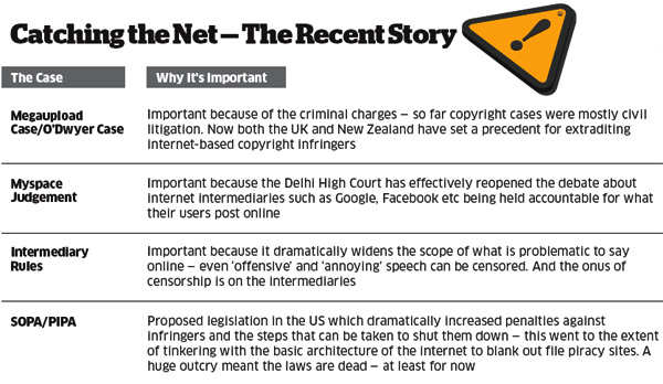Why the Internet of the near future will be radically different