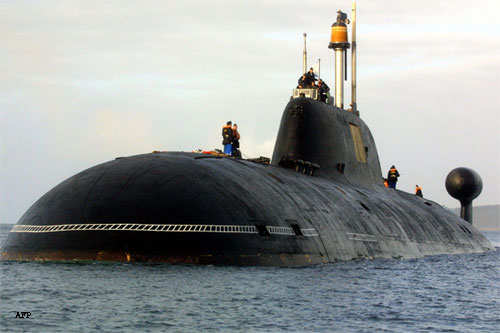 INS Chakra: Govt inducts Russian-origin Akula II class Nerpa into Navy