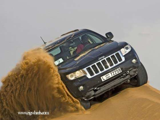 Jeep all set to enter India
