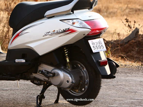 Suzuki Swish 125: Road TestSuzuki Swish 125: Road Test