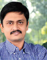 Praveen Jaipuriar, marketing head for foods at Dabur