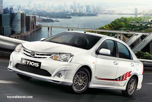 Toyota Etios TRD Sportivo