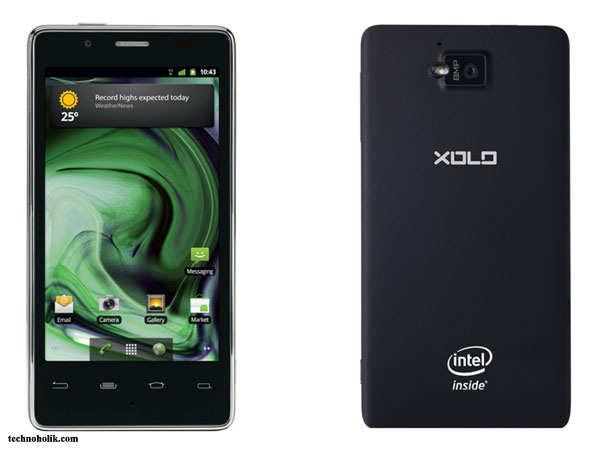 Intel powered XOLO X900