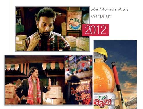 Maaza campaign