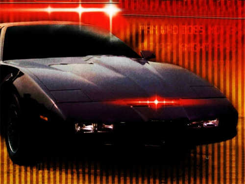 '82 Pontiac Trans Am called KITT