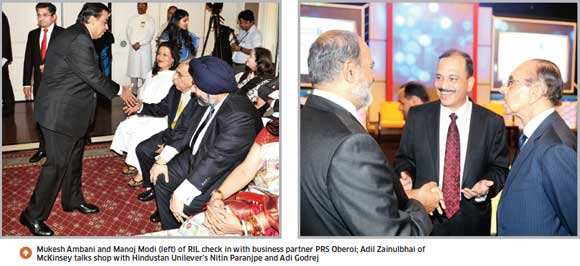 ET Awards 2012: We'll push reforms to power economic growth, government tells India Inc