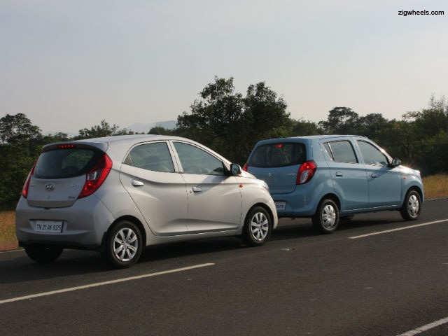 Maruti Suzuki Alto 800 vs Hyundai Eon: Comparison