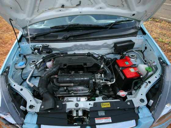 Maruti Alto 800 engine
