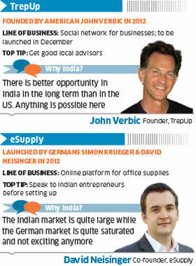 Drawn by growing market, next wave of foreigners setting up India-focused firms