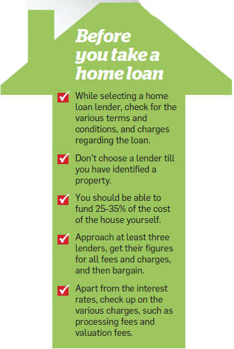 Buying a house? Bank loan is your best bet