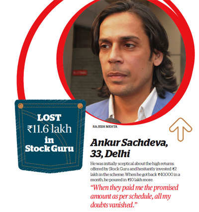 Case of Ankur Sachdeva