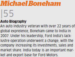 Michael Boneham's stint at Ford shows how MNCs can crack the Indian market