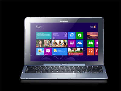The ATIV Smart PC and ATIV Smart PC Pro will be the first Windows 8 tablets in India that let users run legacy Windows applications.