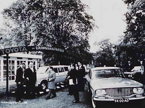 1964 Louwman Parqui, Netherlands