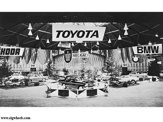 Toyota's 75-Year Journey