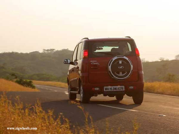 Mahindra Quanto:Behind the wheels of M&M's compact SUV