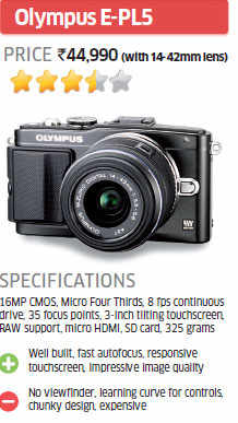 ET Review: Olympus E-PL5