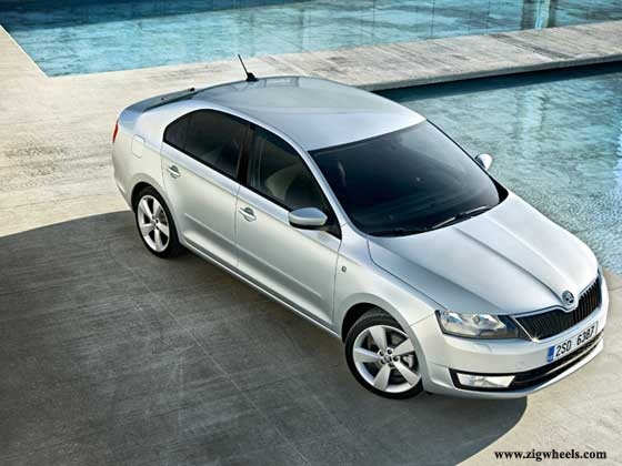 The Octavia kicked off Skoda's innings in the Indian market and even with a premium price tag and a barely known name proved to be a huge success in the Indian market.