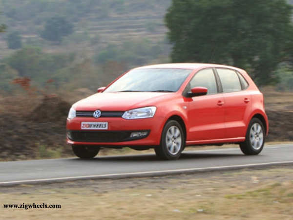 Volkswagen Polo with automatic transmission by March 2013