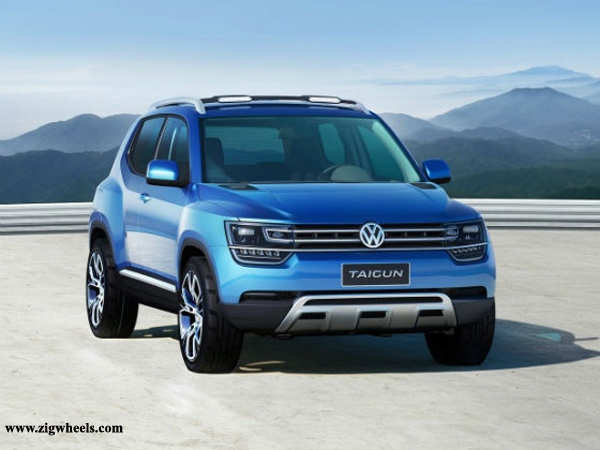 Volkswagen to enter mini-SUV market with Taigun