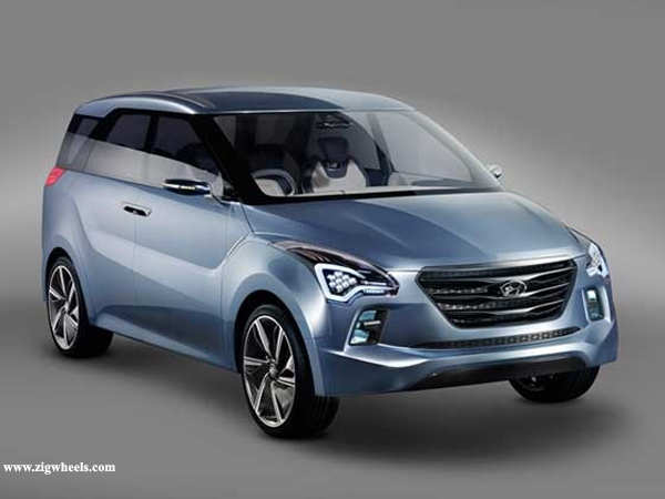 Hyundai to launch its Compact MPV in Mid 2013