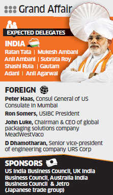 India Inc's top guns like Tata, Ambanis, Adani, Ruia set to attend Narendra Modi Vibrant Gujarat 2013 summit