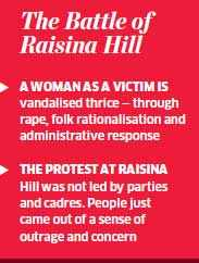 Pomposity of our rulers is as bad as Delhi gang-rape