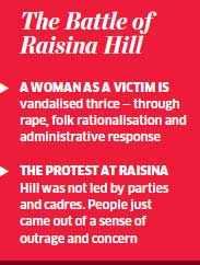 Pomposity of our rulers is as bad as Delhi gang-rape