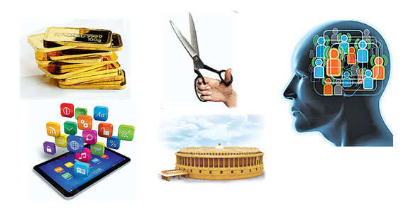 Top 13 Ideas for India in 2013