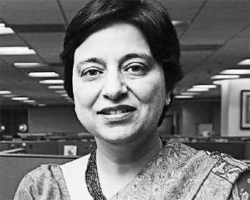 Neelam Dhawan, MD, Hewlett-Packard India