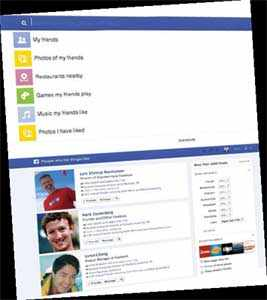 Facebook unveiles promising and powerful graph search