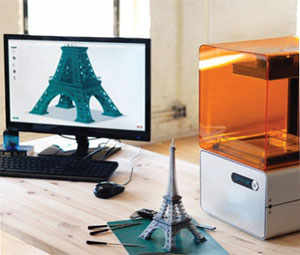 A 3D Printer for Your Home Office