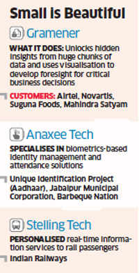 India now becomes a tech hub, small cos bring smarter technology for local use