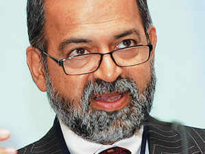 Adil Zainulbhai Chairman, India, McKinsey & Co