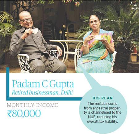 Padam C Gupta