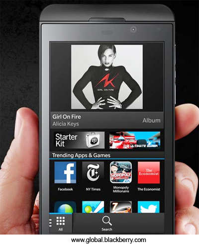 Will BlackBerry 10 give Kochi a global head start?