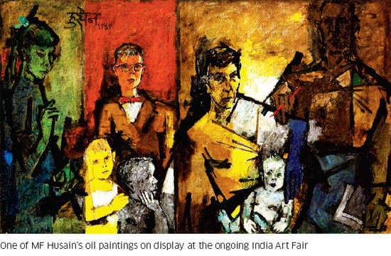 India Art Fair emerging as one-stop shop for gallerists, artists and collectors