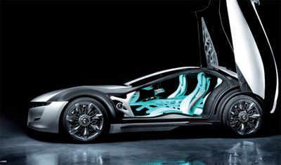 Pandion Concept Car