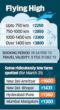 Race on to Slash Airfares