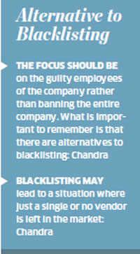 Do not blacklist, penalise erring armament firms: Naresh Chandra