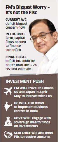 Post budget action: P Chidambaram promises more measures to revive growth