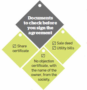 Documents to check
