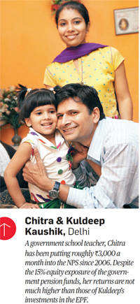 Case of Chitra and Kuldeep Kaushik, Delhi