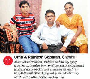 Case of Uma & Ramesh Gopalan