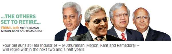 Cyrus Mistry's team: A look at new line of leadership & dark horses of Tata Group