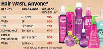 HUL to introduce premium brands for hair styling