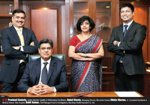 How Max India Chairman Analjit Singh penchant for quality service defines the work culture