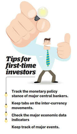 Tips for first-time investors