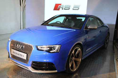 Audi India launches the new RS Coupe at Rs 96.81 lakh